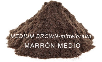 MARRON MEDIO-medium brown