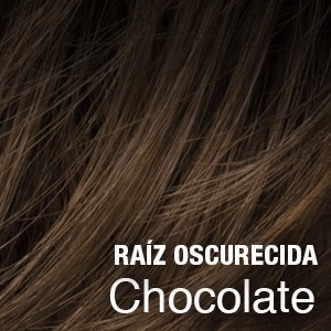 chocolate raíz oscura
