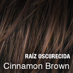 cinnamon brown raíz oscura