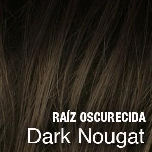 dark nougat raíz oscura
