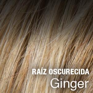 ginger raíz oscura