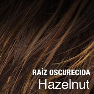 hazelnut raíz oscura
