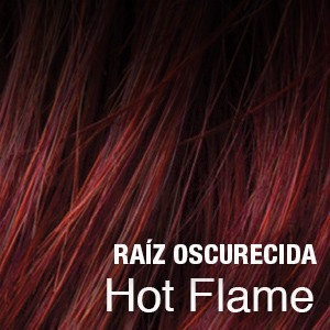 hot flame raíz oscura
