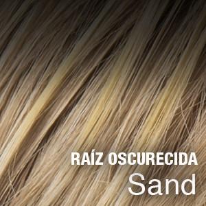 sand raíz oscura