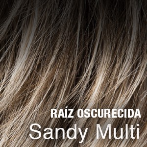 sandy multi raíz oscura