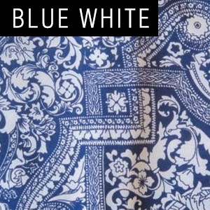 Blue White Misu