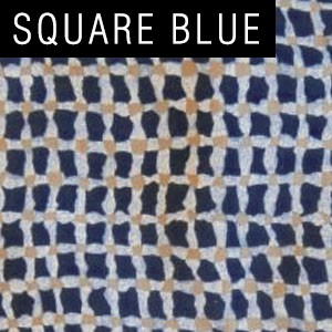 Square Blue Misu