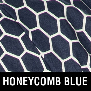 MISU - HONEYCOMB BLUE