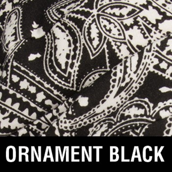 TALA - ORNAMENT BLACK