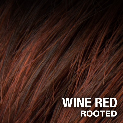WINE RED Rooted