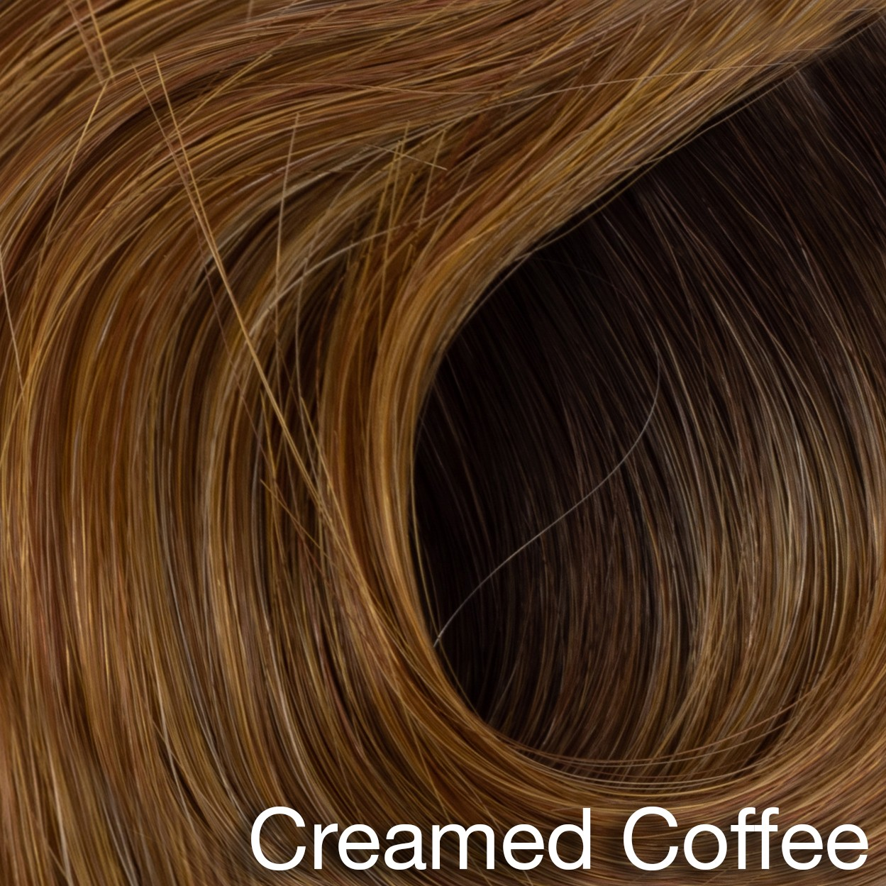 Creamed Coffee Rooted