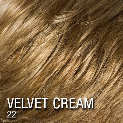 Velvet Cream #22